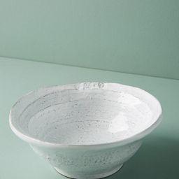 Glenna Bowl - White, Size Cerealbowl | Anthropologie (UK & EU)