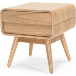 Esme bedside table, ash | MADE.COM (UK)