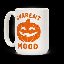 Current Mood: Halloween | Look Human