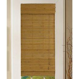 "Hulda Bamboo Roman Shade Size: 48"" W x 64"" L | Wayfair North America"