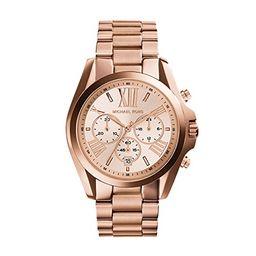 Michael Kors Roman Numeral Watch MK5503 Rose Gold   Amazon (US)