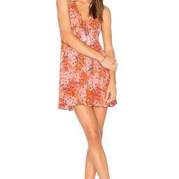 Washed Ashore Mini Dress | Revolve Clothing (Global)