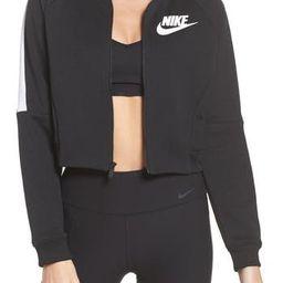 Women's Nike Sportswear N98 Jacket, Size X-Small - Black | Nordstrom