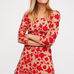 Temecula Bow Back Mini Dress by For Love & Lemons at Free People | Free People (US)