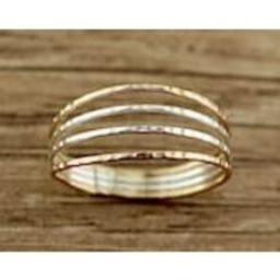 Four Wire  Thumb Ring  Dainty Ring  Minimalist Ring  Gold Thumb Ring  Womans Thumb Ring  Simple Ring  Gold Ring  Simple Ring | Etsy (US)