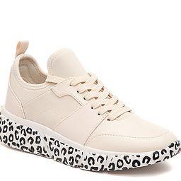 Aldo Elebririth Sneaker - Women's - Cream Leopard | DSW