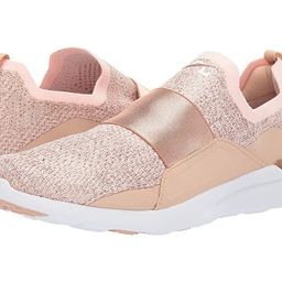 Athletic Propulsion Labs (APL) Techloom Bliss (Rose Gold/White) Women's Running Shoes   Zappos