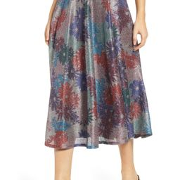 Women's Splendid X Margherita Brillare Midi Skirt | Nordstrom