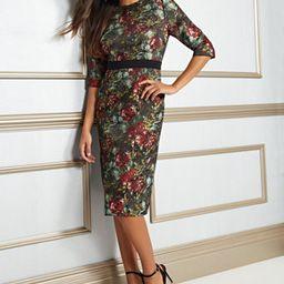 Eva Mendes Collection - Danelle Sheath Dress   New York & Company