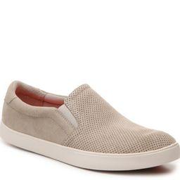 Women's Dr. Scholls Madison Slip-On Sneaker - Beige Faux Suede | DSW