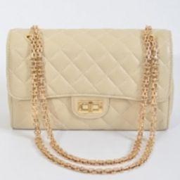 Quilted Flap Bag | Shoptiques