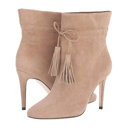 Kate Spade New York Dillane (Dark Natural Kid Suede) Women's Shoes   Zappos