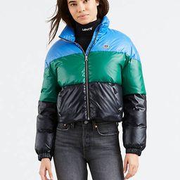 Levi's Cropped Puffer Jacket - Women's L | LEVI'S (US)