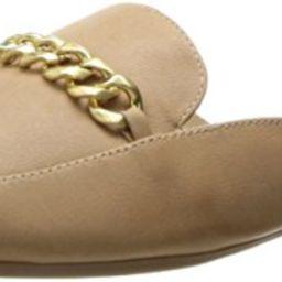 ADRIENNE VITTADINI Footwear Women's Davey Moc Slide W/Chain Mule | Amazon (US)