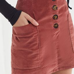 BDG Kendri Uncut Corduroy Mini Skirt   Urban Outfitters (US and RoW)