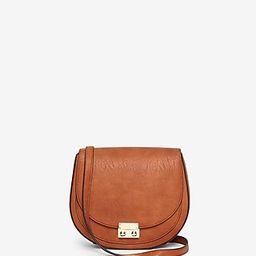 Half Moon Saddle Bag | Express