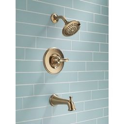 Linden™ Diverter Tub and Shower Faucet with Monitor   Wayfair North America