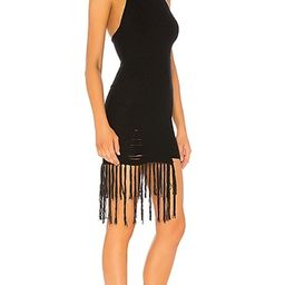 NBD Rosalind Knit Mini Dress in Black from Revolve.com   Revolve Clothing (Global)