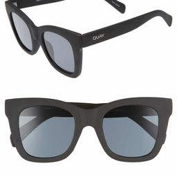 Rating 4.5out of5stars(59)59After Hours 50mm Square SunglassesQUAY AUSTRALIA | Nordstrom