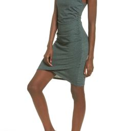 Ruched Body-Con Tank Dress   Nordstrom Rack
