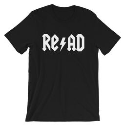 Rock, Roll, and Read Teacher Tee | Etsy (US)