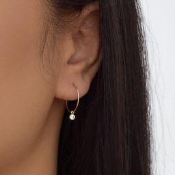 Small Hoop Earrings - Gold Filled Earrings, Small Gold Hoop Earrings, Gold Huggies, Dainty Earrin...   Etsy (US)