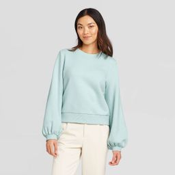 Women's Crewneck Pullover - A New Day™   Target