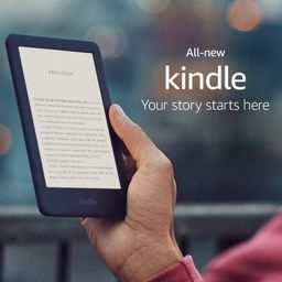 All-new Kindle - Now with a Built-in Front Light - Black - Includes Special Offers | Amazon (US)