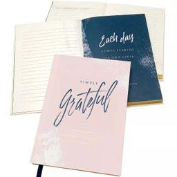 Green Inspired Simply Grateful Journal | Target