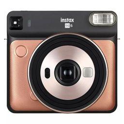 Fujifilm Instax SQ6 Instant Camera - Blush Gold (16581460) | Target