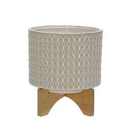 Lower Shockerwick Ceramic Pot Planter   Wayfair North America
