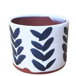Monarrez Clay Pot Planter   Wayfair North America