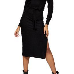 Long Sleeve Knit Midi Dress   Nordstrom