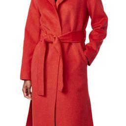 Belted Long Coat | Nordstrom