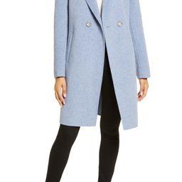 Notch Collar Coat   Nordstrom
