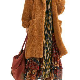 Tessa Teddy Coat | Nordstrom