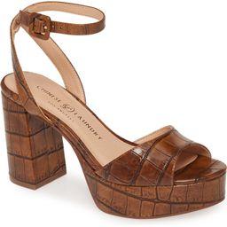 Theresa Platform Sandal | Nordstrom