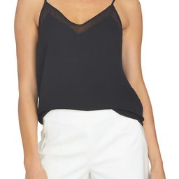 Chiffon Inset Camisole | Nordstrom