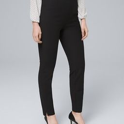 Curvy-Fit Comfort Stretch Skinny Ankle Pants   White House Black Market