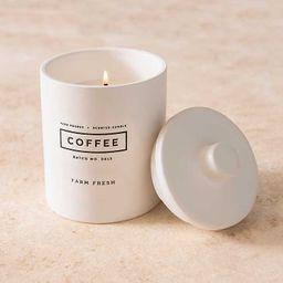 Farm Fresh Coffee Jar Candle, 16 oz. | Kirkland's Home