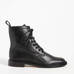 Schutz Sibyl Lace-Up Boots | Anthropologie (US)