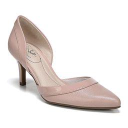 LifeStride Saldana Women's Pump Heels, Size: 11 Wide, Pink   Kohl's