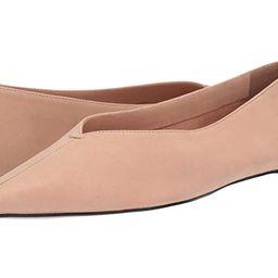 Massimo Matteo Raquel Flat (Nube Nubuck) Women's Flat Shoes   Zappos