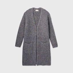 Women's Cozy Duster Cardigan - Universal Thread™   Target