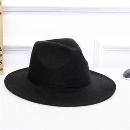 Women's Crushable Wool Felt Outback Hat Panama Hat Wide Brim   Walmart (US)