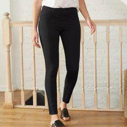 Women's Ponte Slim Pants - Knox Rose™ Black   Target