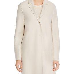 Virgin Wool Bicolor Coat | Bloomingdale's (US)