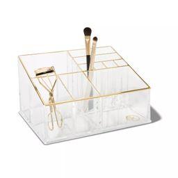 Sonia Kashuk™ Countertop Makeup Tray Organizer - Clear | Target