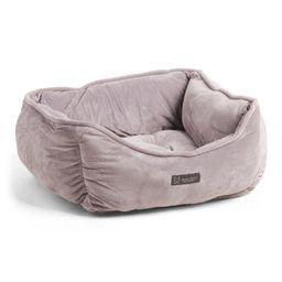 30x25 Medium Reversible Micro Fleece Cuddler Pet Bed | TJ Maxx