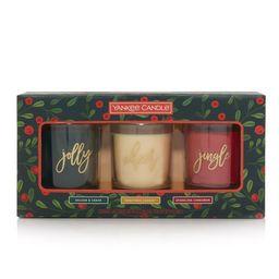 Yankee Candle 3-Pack Holiday Gift Set | Walmart (US)